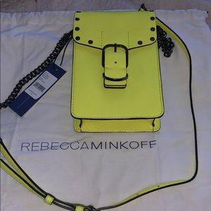 Rebecca Minkoff Biker phone Crossbody